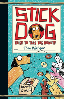 Stick Dog Donuts UK Cover