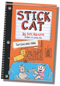 Stick Cat Book #4