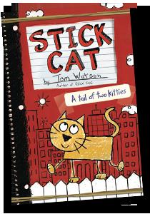 Stick Cat Book Cover