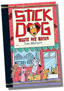 Stick Dog Book #10