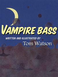 Vampire Bass Book Cover