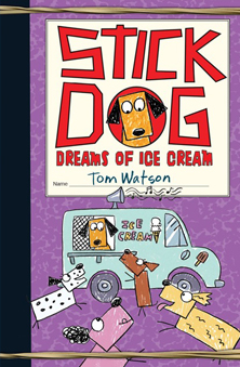 Stick Dog Ice Cream UK Cover