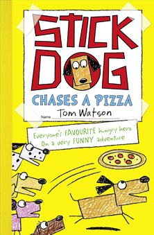 Stick Dog Pizza UK Cover