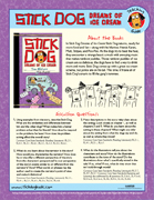 Stick Dog Ice Cream Teaching Guide