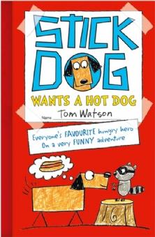 Stick Dog Hot Dog UK Cover