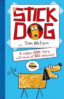 Stick Dog UK Cover