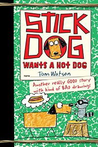 Stick Dog Hot Dog US Cover
